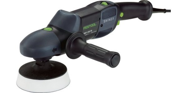 Festool RAP 150 FE Shinex Rotary Polisher