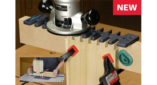 Leigh TD330 Through Dovetail Jig