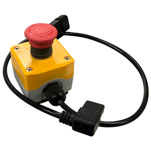 In-line Emergency Stop for Record Power Herald Lathe 302306