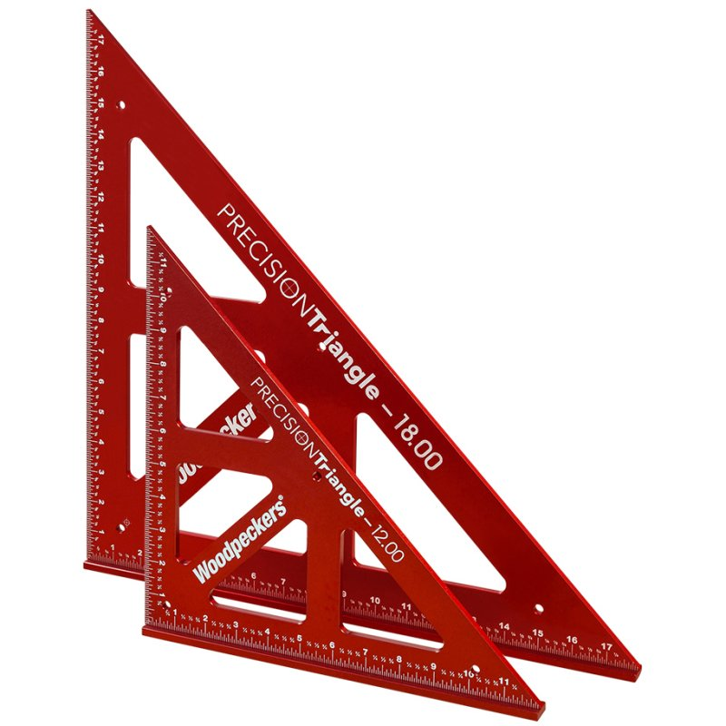 Woodpeckers OneTime Tool - Precision Triangles RETIRED