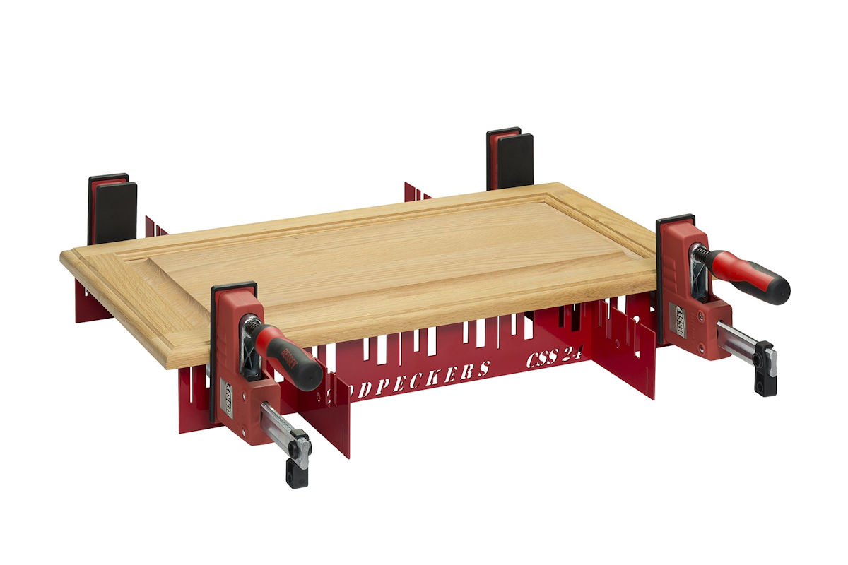 woodpeckers onetime tool - clamp support system 24 retired