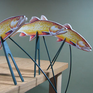 A Trio of Trout Downloadable Plan AT1