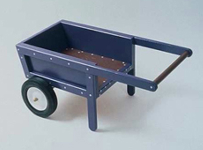 Garden Cart Downloadable Plan GC1