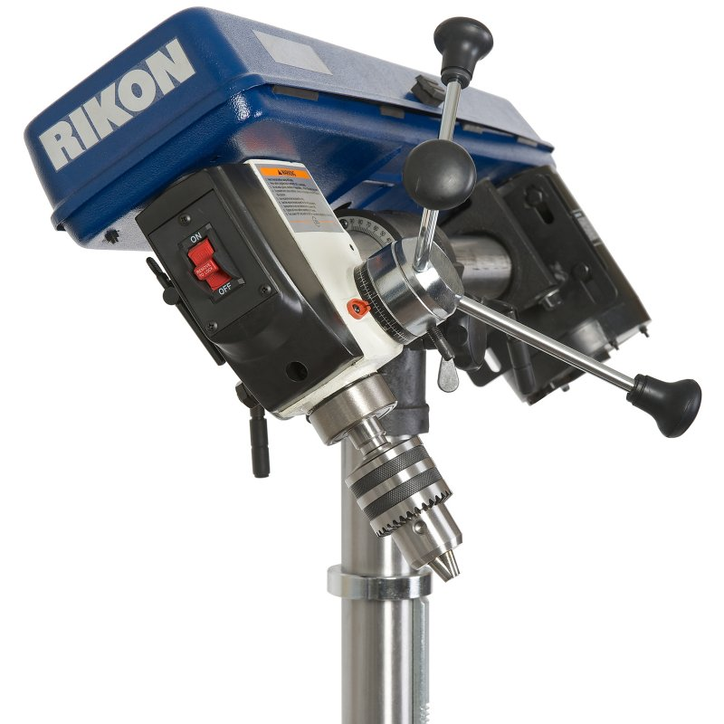 Rikon 34 Inch Bench Radial Arm Drill Press Rikon Tools Highland