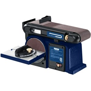 Rikon 4in x 36 in Belt - 6 in Disc Sander 191080