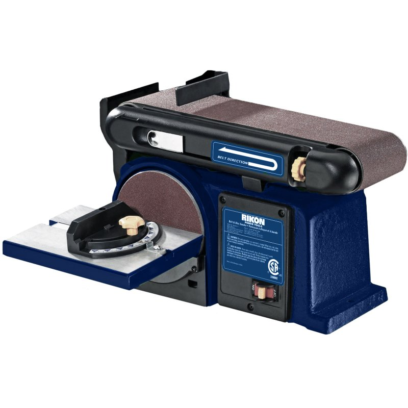 Rikon 4in X 36in Belt 6in Disc Sander Rikon Power Tools