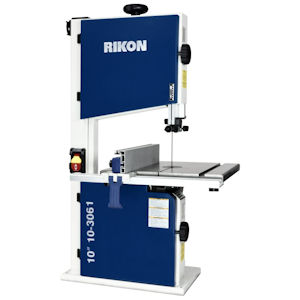 Rikon 10 inch Deluxe Bandsaw 10-3061