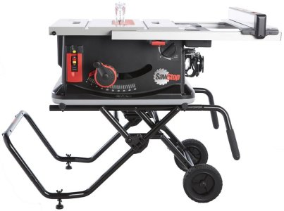 SawStop JobSite Table Saw 10 inch
