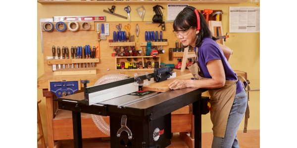 Sawstop standalone router table greentooth Choice Image