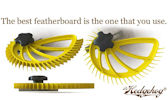 Hedgehog Spiral Featherboard