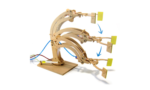 Robotic Arm Kit 302016