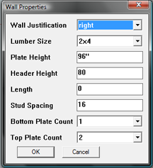 Choose Draw\u003eHousebuilder\u003eWall tool. A dialog box will open for you to determine variables such as wall height and thickness (2x4 2x8 etc.  sc 1 st  Highland Woodworking & Take SketchUp to the Next Level with Ruby Plugins