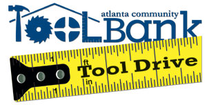 ToolBank Tool Drive at Highland Woodworking