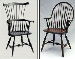 The Man Who Created Our Idea of Early American Furniture by Richard McCandless