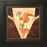 Marquetry by T. Breeze Verdant