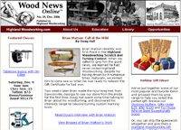 Contribute to Wood News Online