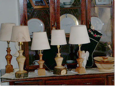 Turning Wooden Lamp Shades Wood Lathe Lamp Projects