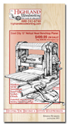 Woodworking Tool Catalog