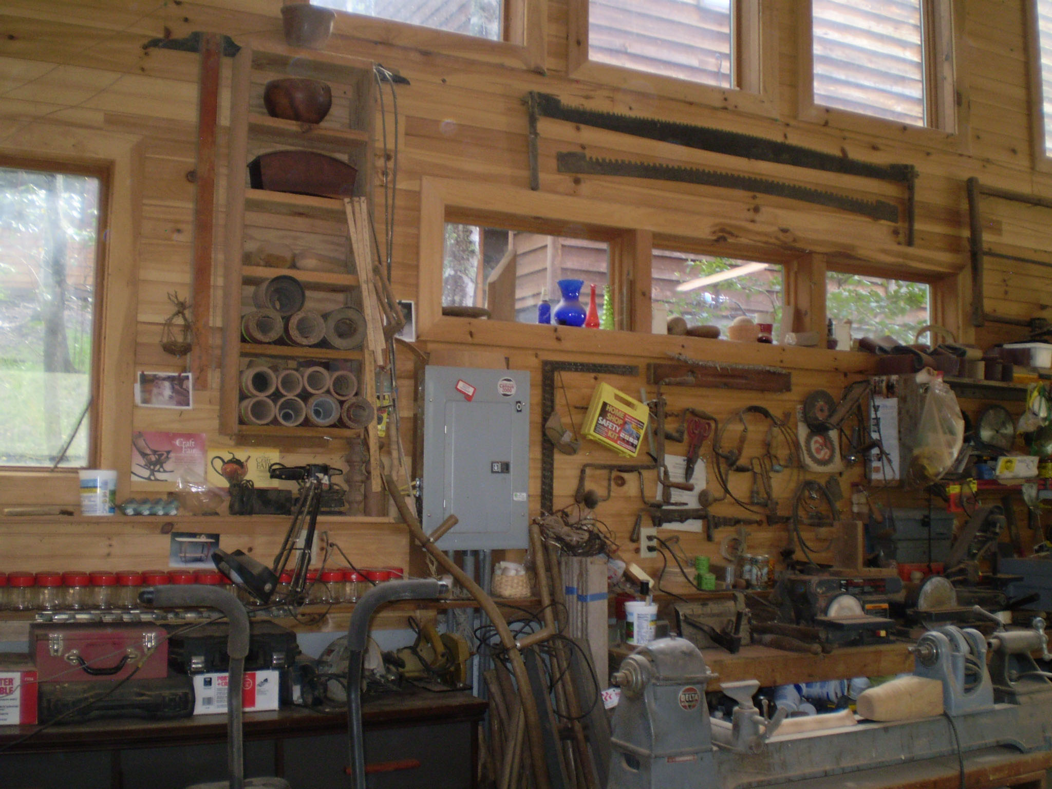 Woodworking Workshop | Terrapin Workshop