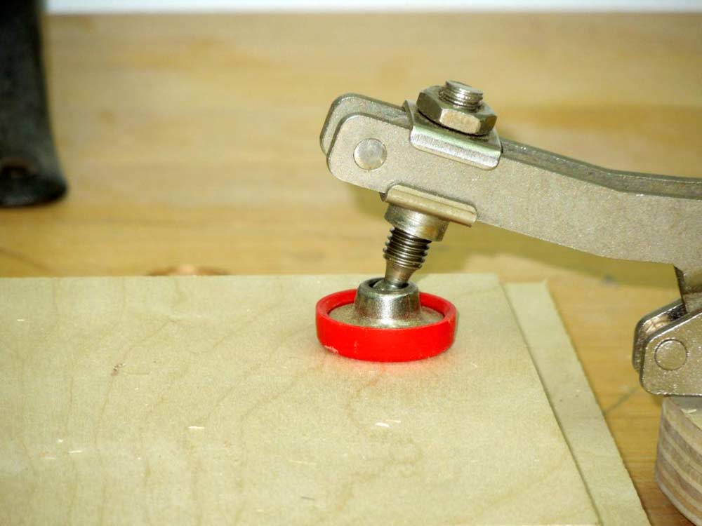 Bessey auto adjust toggle clamps tool review