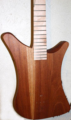 Electric Bass Guitar Build Part 6