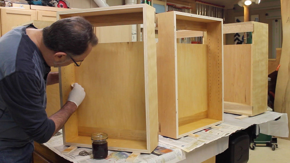 Construction of the 5S Shop Wall Cabinets (Part 2) | The Down To ...