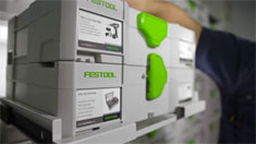 Festool TXS Cordless Drill and Centrotec Set