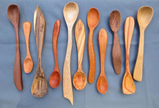 Class: Carve a Wooden Spoon